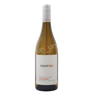 Pareto´s Estate - Eighty20 Chardonnay 2015