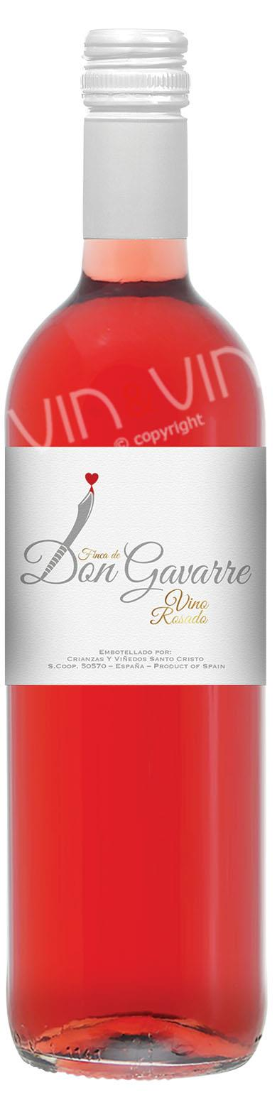 <img src=&quot;/images/flags/Spanien.gif&quot; />  Finca de Don Gavarre Rose 2016